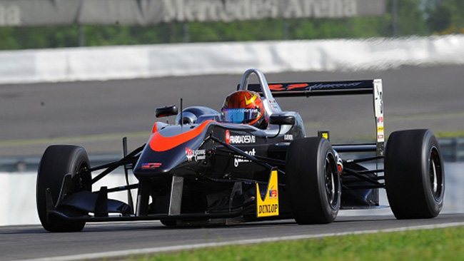 Gianmarco Raimondo domina il Nurburgring