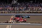 Franchitti firma la terza 500 Miglia di Indianapolis
