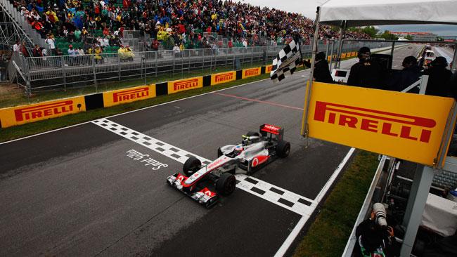 Pirelli porta le soft e le supersoft anche in Canada