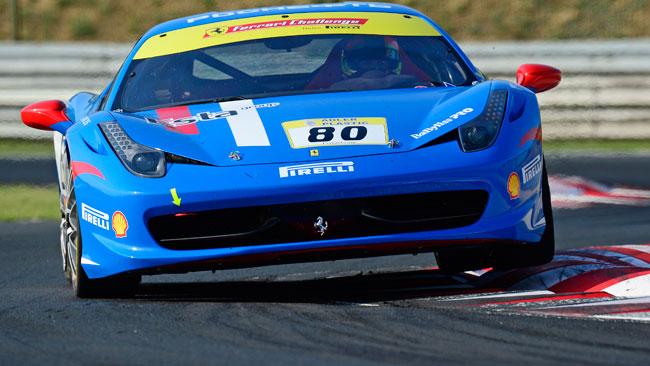 Hungaroring, Gara 1: Balzan passa in testa al Pirelli
