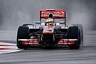 Silverstone, Libere 2: piove ancora e svetta Hamilton