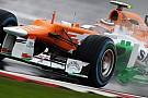 Nico Hulkenberg perderà 5 posizioni in griglia