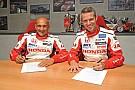 Tarquini e Monteiro piloti ufficiali Honda nel 2013