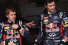 Vettel e Webber partiranno ultimi dalla corsia box?