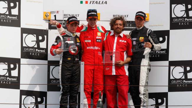 Misano, Gara 2: Gilardoni vince e si prende la testa