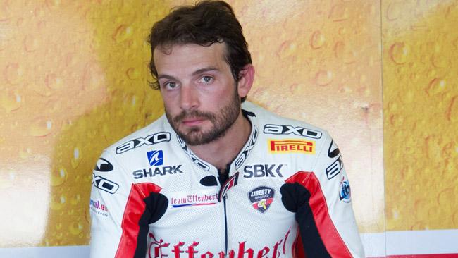 Guintoli annuncia il suo passaggio al Team Pata