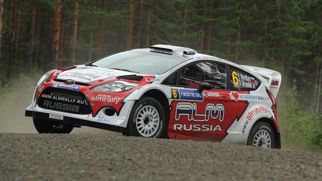 Novikov perde il navigatore per il Rally di Germania