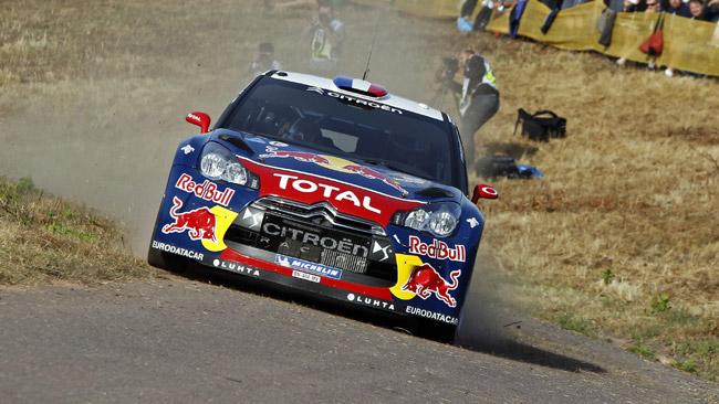 Germania, PS5: Loeb torna a suonare la carica