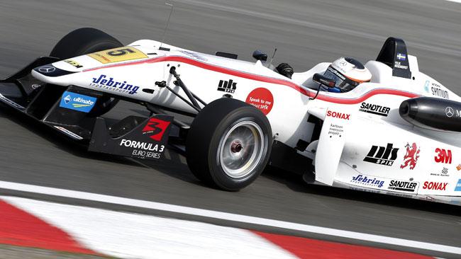 Prima vittoria stagionale per Felix Rosenqvist