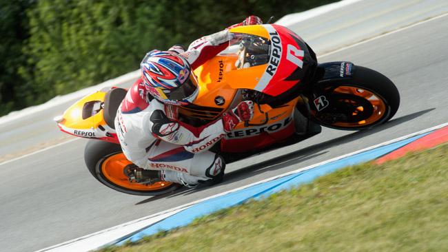 Honda e Yamaha in pista ad Aragon da domani