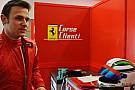 Bianchi e Rigon sulla Ferrari a Magny-Cours
