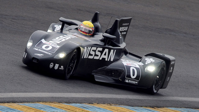 Nissan DeltaWing torna in pista alla Petit Le Mans