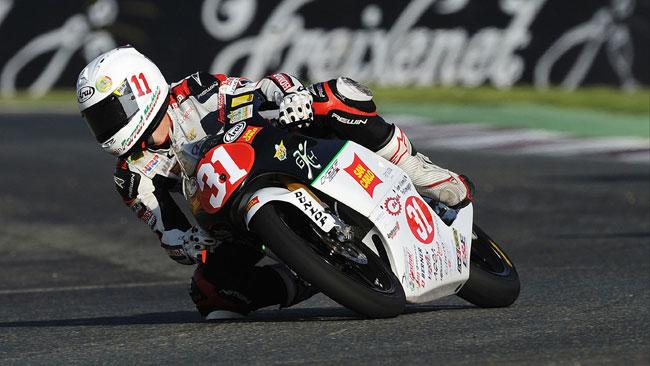 Matteo Ferrari conquista il titolo europeo ad Albacete