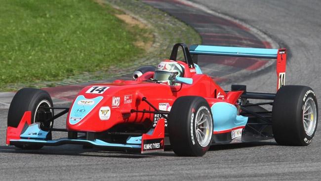 Ghinzani conferma Giovesi anche a Monza