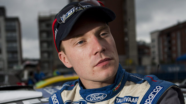 Latvala brilla nella Qualifying Stage del Rally d'Italia