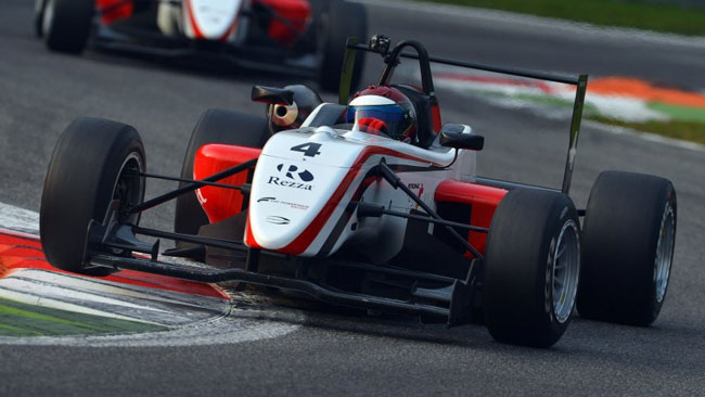 Eddie Cheever domina le qualifiche di Monza