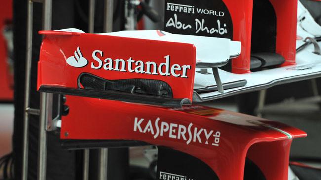 La Ferrari mostra le prime novità sulla F2012