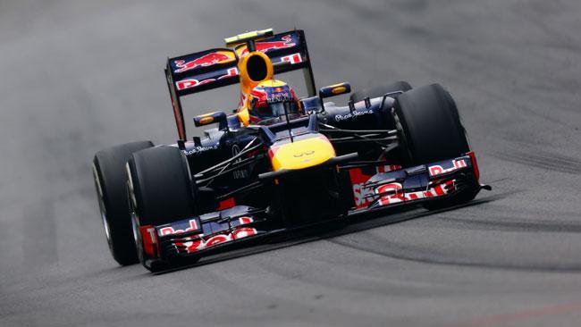 Webber pensa alla sua gara, non a Vettel