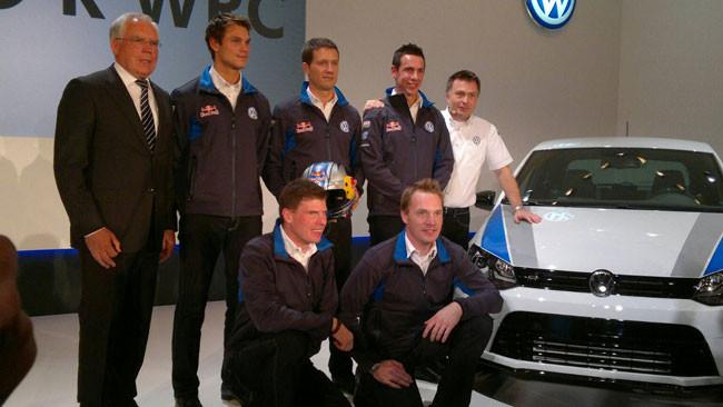 La Volkswagen ha svelato i piani a Montecarlo