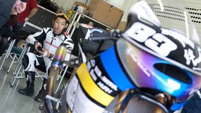 Takahashi ha firmato per l'Honda Asia Team Tady