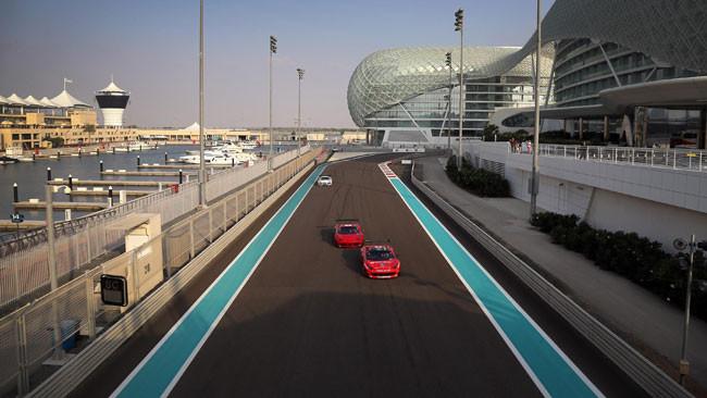 Gulf 12 Hours: a metà gara guida la Ferrari Kessel