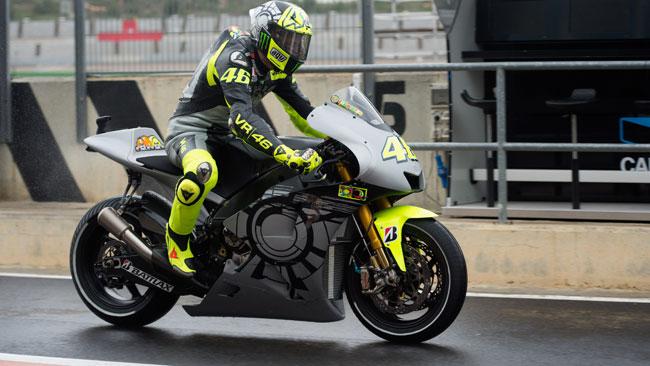 Yamaha Factory Team: Monster, uno sponsor per due