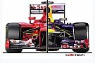 Ferrari vs Red Bull: pull rod vince contro push rod?