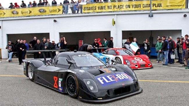 Daytona, Day 1: Allmendinger mette tutti in fila