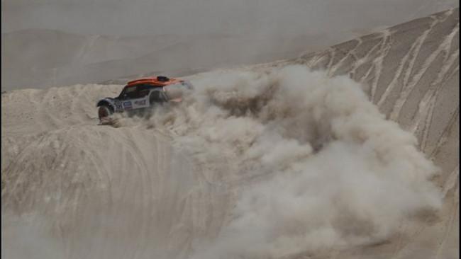 Accorciata l'8^ tappa della Dakar