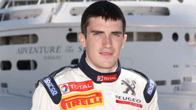 Craig Breen diventa pilota ufficiale Peugeot