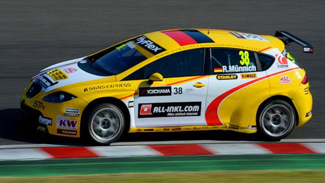 Munnich Motorsport conferma l'impegno nel WTCC