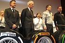 Pirelli 2013: c'è una rivoluzione in F.1 e Superbike!