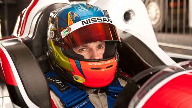 Tom Kimber-Smith torna alla Greaves Motorsport