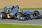 Jerez, Day 1, Ore 15: la Mercedes per oggi si ferma