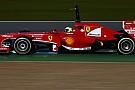 Jerez, Day 3, Ore 11: Massa porta il sorriso alla Ferrari