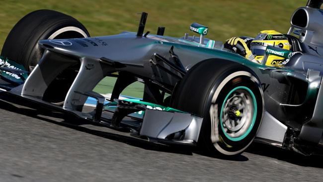 Pirelli spera in condizioni d'asfalto più rappresentative