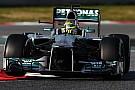 Barcellona, Day 1: l'ultima zampata è di Rosberg