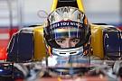 Carlos Sainz il più veloce con la nuova GP3