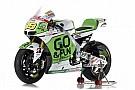 Ecco la livrea del Team Gresini per la MotoGp 2013