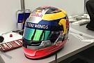 Ecco la nuova livrea del casco di Jean-Eric Vergne