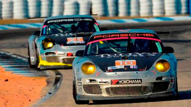 Per Eurosport cinque speciali sulla Dempsey Racing
