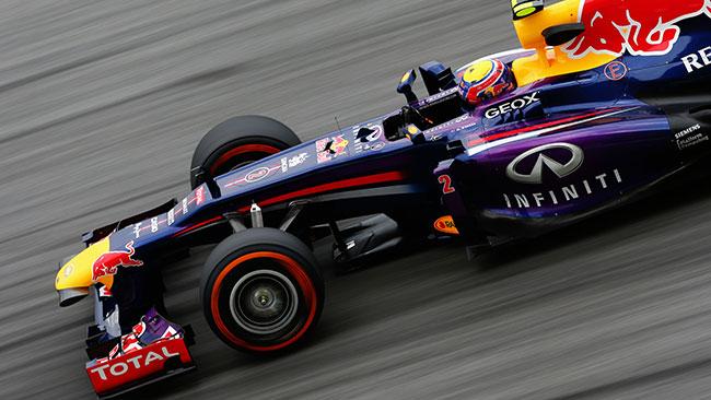Le gomme preoccupano parecchio i piloti Red Bull