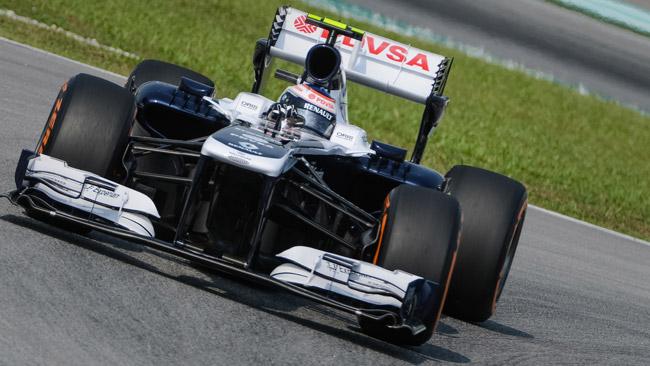 La Williams punta a fare un salto avanti in Spagna