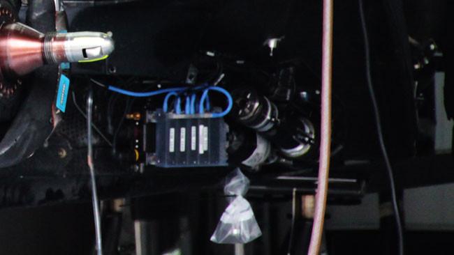 La Lotus ha il FRIC nella pancia sinistra della E21?