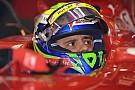 Sakhir, Libere 1: Massa guida l'1-2 della Ferrari