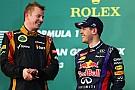 Vettel apre le porte della Red Bull a Raikkonen