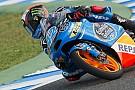 Jerez, Libere 3: Alex Rins si riporta davanti