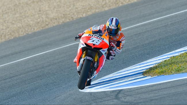 Dani Pedrosa domina Jerez nella doppietta Honda