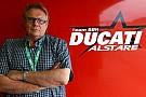 Ritorna il sereno tra Francis Batta e la Ducati