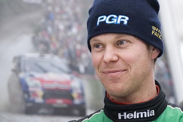 Sei gare con una Fiesta WRC per P.G. Andersson